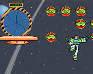 Buzz Lightyear operation alien rescue j�t�k