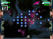 Galaxy invaders j�t�k