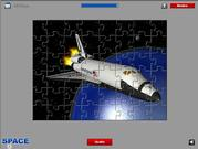 Space shuttle jigsaw j�t�k